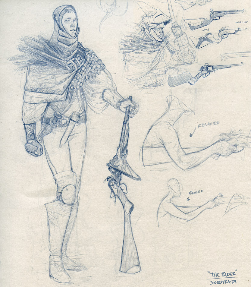 Hussar Sketches